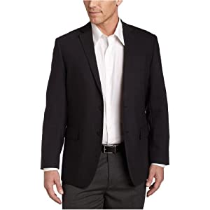 Perry Ellis Men's Mens Suit Separate Jacket