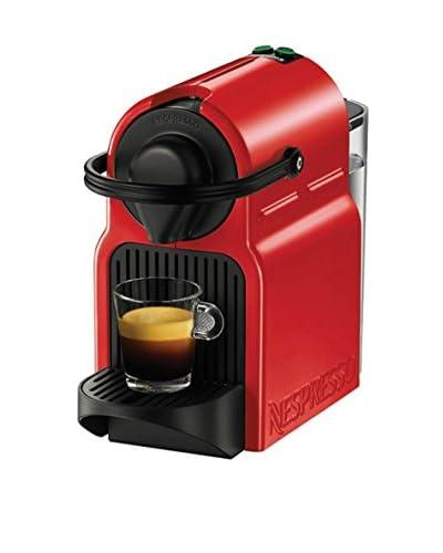 Krups Máquina de Café Nespresso Inissia Rojo