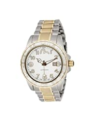 EVISU Men's EV-7010-44 Yamate Two-Tone Swiss Automatic Stainless Steel Watch