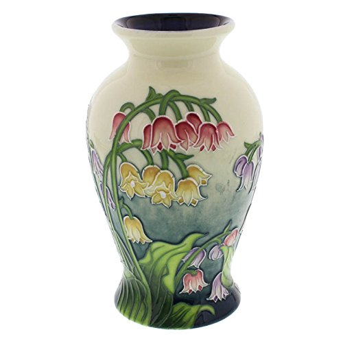 Old Tupton Ware Lily Of The Valley Colourful Flower Vase 6 Inches Tw1208