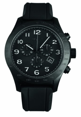 Alfex Men's Rubber Quartz Watch 5680_782