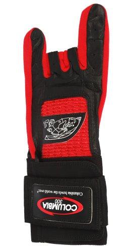 Columbia 300 Pro Right Wrist Glove, Red, Medium