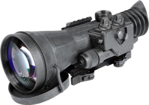 Armasight Vulcan 4.5X Ghost Mg Gen 3 White Phosphor Night Vision Rifle Scope With Manual Gain