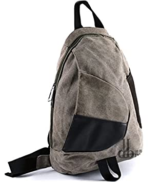 Campus Casual Canvas Messenger Shoulder Bag 57