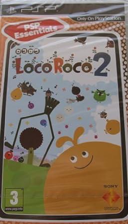 Locoroco 2 - Essentials (PSP)