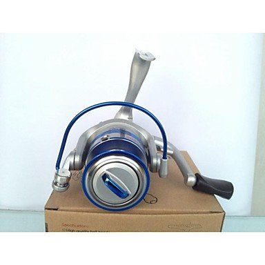QHY HAI BIN AC5000 5.5:1 8 Ball Bearings Spinning Reels Exchangable Reel Handle