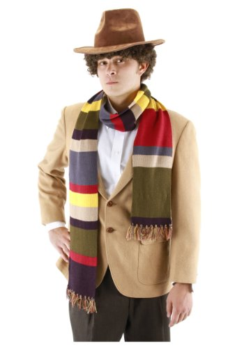 41njQwTM4tL Dr. Who 6 Scarf Mfg3 Size: One Size HOT OFFER