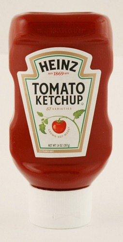 Upside Down Ketchup Bottle front-1072159