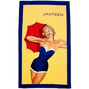 Jantzen Beach Towel