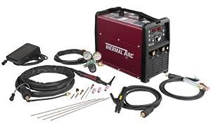 Thermal Arc 186 AC/DC TIG Welder System w/Foot Control W1006303 by Thermal Arc