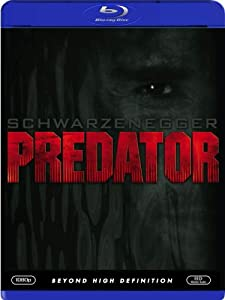Cover of &quot;Predator [Blu-ray]&quot;