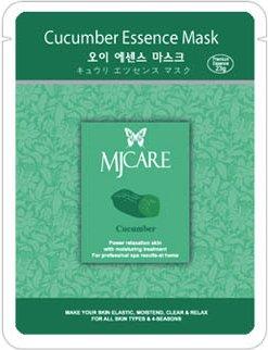 韓国ミジン きゅうりエッセンスマスク 顔用シートマスクパック