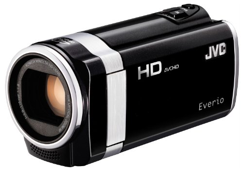 JVC GZ-HM445BEU Full-HD Camcorder (6,9 cm (2,7 Zoll) Display, 1,5 Megapixel CMOS, 40x optische Zoom, HDMI, SDXC-Kartenslot) schwarz