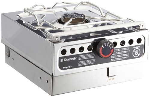 Dometic ORIGO 9103303880 1500 - 1-flammiger Spirituskocher als freistehendes Modell