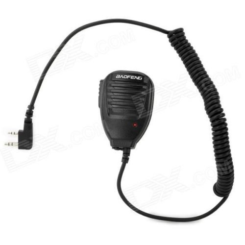 Brand Baofeng Mini Speaker Mic Headset For Walkie Talkie Bf888S/Bf5R/Bf5Ra/Bf5Re