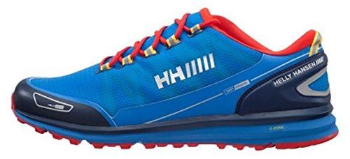 Helly Hansen Uomo Rohkun Scarpe Running, Blu (589 Racer Blue / Evening Blue), 40 1/2