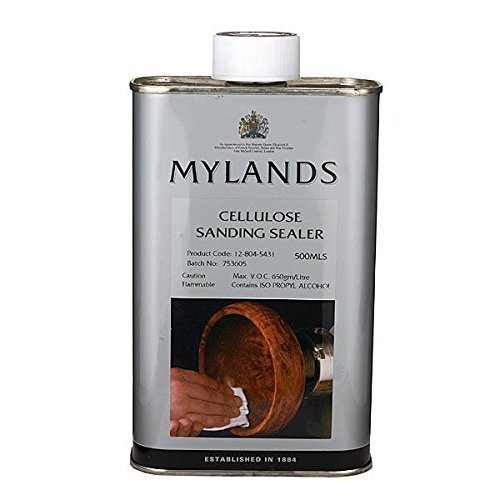 Cellulose Sanding Sealer by Mylands (Wood Sanding Sealer compare prices)