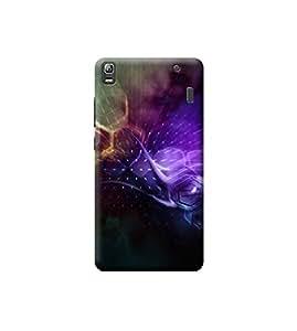 EPICCASE Premium Printed Back Case Cover With Full protection For Lenovo A7000 / K3 Note (Designer Case)