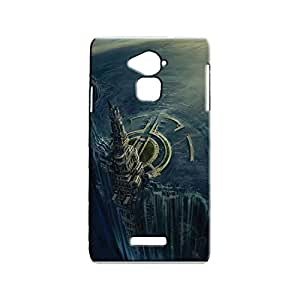 BLUEDIO Designer Printed Back case cover for Coolpad Note 3 - G1916
