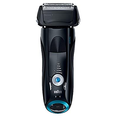 Braun 7 Series 740 7 Electric Wet and Dry Foil Shaver for Men (Multicolor)