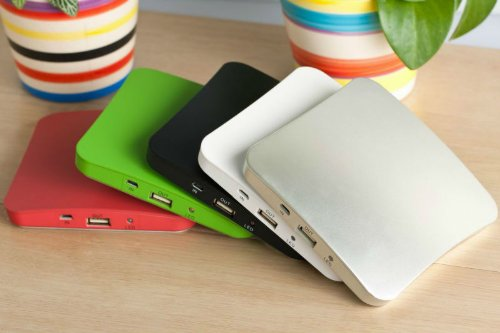 New Window Emergency Solar Battery Charger for iPhone iPod MP3 MP4 Mobile Phones (silver) by XD Design