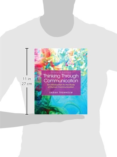 Thinking Through Communication + MySearchLab With Pearson Etext Access Card
