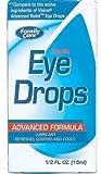 Sterile Eye Drops Advanced Formula - 0.5 fl oz. 6 pcs sku# 1187187MA