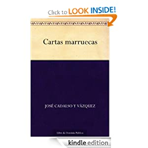 Cartas marruecas (Spanish Edition)