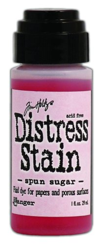 ranger-tdw-29885-tim-holtz-distress-stain-fluid-water-based-dye-spun-sugar-1-ounce