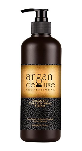 argan deluxe argan l lockenpflege und styling curl defining cream 240ml premium haar pflege. Black Bedroom Furniture Sets. Home Design Ideas