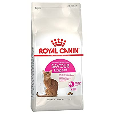 Royal Canin Cat Food Exigent Savour Sensation Dry Mix 4 kg