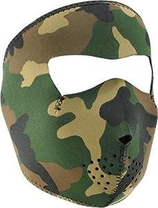 ZANheadgear Neoprene Face Mask by ZANheadgear