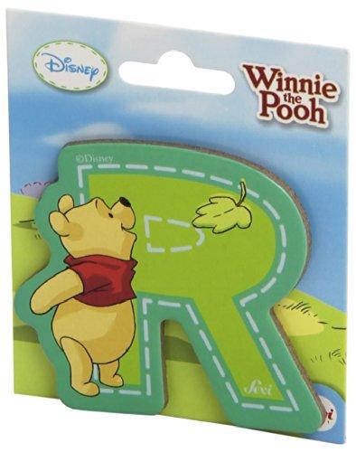 Sevi 82776 Klebebuchstabe R Winnie the Pooh