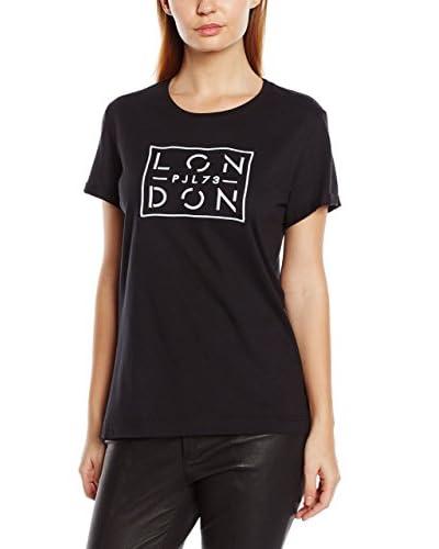 Pepe Jeans London T-Shirt Georgia schwarz