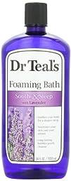 Dr. Teal's Foaming Bath, Lavender, 34…