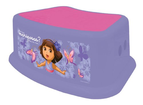 Ginsey Dora the Explorer Step Stool - 1
