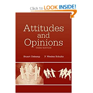 attitudes and behaviorsweek3 Personal values, belief and attitudes as human beings, we all have our own values, beliefs and attitudes that we have developed throughout the course of our lives.