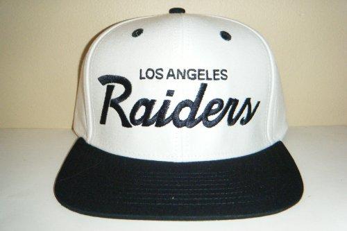 ae3e23950a655e Los Angeles Raiders NEW Vintage Snapback Hat - Import It All