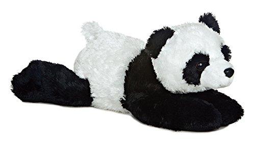 """Aurora Plush 12"""" Ni Hao, The Floppy Panda"""