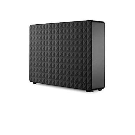 Seagate Expansion 4TB External Hard Drive (Black) at amazon
