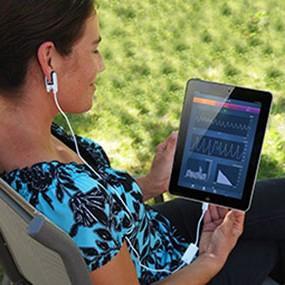 HeartMath Inner Balance App and Sensor for IOS