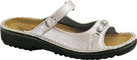 Naot Women's Kyra Sandals,Quartz Leather,38 M EU