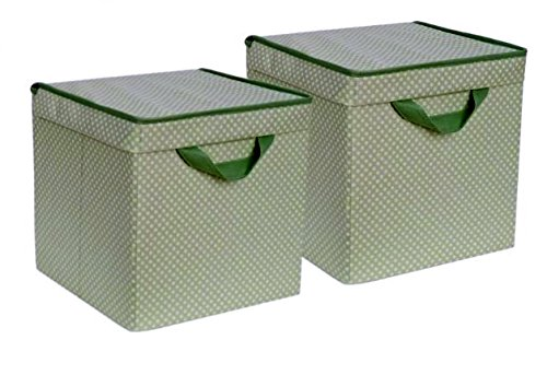 Storage Boxes collapsible Delta set of 4