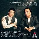 Tchaikovsky & Clazunov