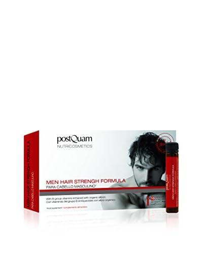 PostQuam Complemento Alimenticio Men Hair Strengh Formula (Para El Cabello Masculino) 10*25 Ml