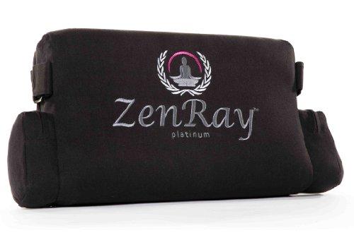 Zenray Platinum Wellness Pillow - Black