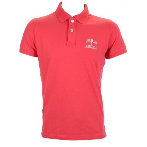 Franklin & Marshall -  Polo  - Uomo rosa Large
