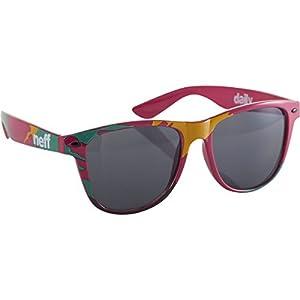Neff Mens Daily Sunglasses, Splamo, One Size Fits All
