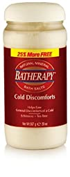 Queen Helene Batherapy Bath Salts Cold Discomforts 20 Ounce