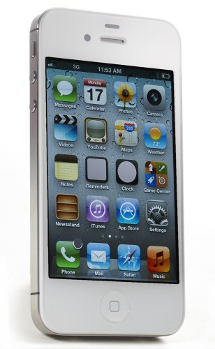 Apple Iphone 4S White 16Gb Factory Unlocked Sealed. Ign Fedex Shipping